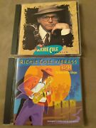 2 Richie Cole Heads Up Cds- Kush Music Of Dizzy Gillespieandprofile Free Shipping