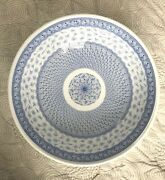 Gorgeous Antique Brown Westhead Moore Canova Bwm And C Blue And White Wash Basin
