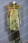 The Beatles Sgt Pepper Costume John Winston Lennon Stage Costumes High Quality