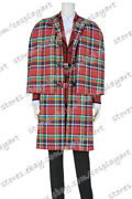 Doctor Who Cosplay The 3rd Third Dr Jon Pertwee Costume Trench Coat Full Set
