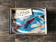 Brand New Ds Nike Jordan 1 Nrg Ow The 10 Powder Blue Size 9.5 100 Authentic