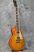 Gibson Les Paul Traditional Honey Burst 2011 With Hard Case Electric Guitar