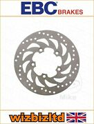 Kymco People S 50 2006-2020 [ebc Front Brake Disc] [stainless D-series]