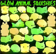 Hot Various Animal Toys Fidget Stress Autism Adhd Special Needs Glow In The Dark