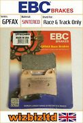 Ural Ural T With Sidecar 2011-2012 [ebc Front Brake Pads] [gpfax-series]
