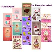 Chocolate Retro Metal Tin Signs Vintage Plate Candy Shop Art Wall Decor Poster