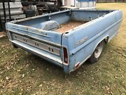 50andrsquos 60andrsquos Ford Truck Shortbed