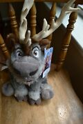 Disney Sven Plush Frozen Ii Medium 13and039and039 New With Tag Reindeer Disney Parks