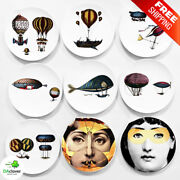 Wall Decorative Hanging Art Craft Dishes Vintage Plates Nordic Home Studio Hotel