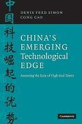 Chinaand039s Emerging Technological Edge Assessing The Role Of High-end Talent Cao
