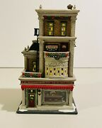 Excellent Condition Department 56 Christmas In The City Woolworth's 59249