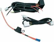 Kuryakyn 7672 Motorcycle Accessory Plug And Play Trailer Wiring With Relay Harn...