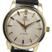 Omega Seamaster Antique Cal.552 Silver Dial Automatic Menand039s Watch_625748