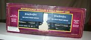 Mth Nickel Plate Road Flat Car With 20' Trailers O Scale 20-90002d