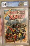 Giant-size X-men 1 Cgc 1.0 1st App. Colossus Storm 2nd Wolverine Hot Key