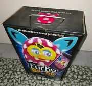 Furby Boom Interactive Electronic New Generation Is Hatching Pink Misb A4332
