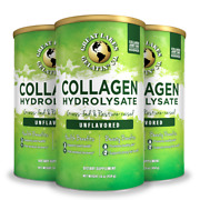 Great Lakes Gelatin Collagen Hydrolysate Unflavored Beef Protein16 Oz 2 Pack.