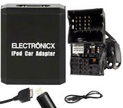 Adapter Aux For Iphone 5 6 7 8 Xr Ipod Ipad Lightning Cd Changer Bmw Mini Land
