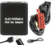 Adapter Aux For Iphone 5 6 7 8 Xr Ipod Ipad Lightning For Mercedes10 Pin