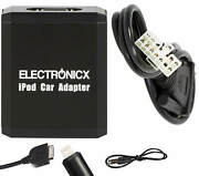 Adapter Aux For Iphone 5 6 7 8 Xr Ipod Ipad Lightning For Toyota Lexus 5+7 Pin G