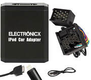 Adapter Aux For Iphone 5 6 7 8 Xr Ipod Ipad Lightning Cd Changer Bmw, Mini, Lan