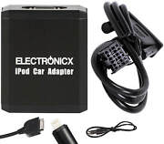 Adapter Aux For Iphone 5 6 7 8 Xr Ipod Ipad Lightning For Ford 12 Pin