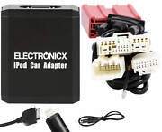 Adapter Aux For Iphone 5 6 7 8 Xr Ipod Ipad Lightning For Mazda Since 2009