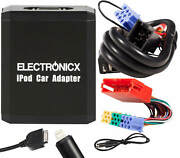 Adapter Aux For Iphone 5 6 7 8 Xr Ipod Ipad Lightning Cd Changer Audi 8+ 20 Pi