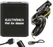 Adapter Aux For Iphone 5 6 7 8 Xr Ipod Ipad Lightning For Volvo Sc Radios