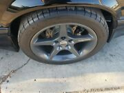 Saleen Mustang Rims And Tires 18 5lug Lemans 1994-1998 Foxbody Excellent