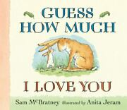 Guess How Much I Love You Ser. Guess How Much I Love You Lap-size Board Book...