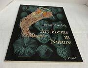 Art Forms In Nature The Prints Of Ernst Haeckel By Ernst Haeckel 2004 Pb