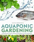 H1975 Aquaponic Gardening A Step-by-step Guide To Raising Vegetables And Fish