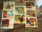 The Devil At 4 Oand039clock 1961 Columbia 11x14 Set Of 8 Lobby Cards Frank Sinatra