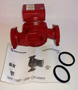 New Bell And Gossett 103251 Nrf-22 Wood Water Stove Circulating Pump