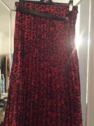 Frank Lyman New With Tags Pleated Skirt