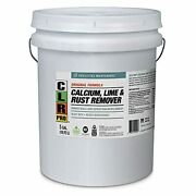 Clr - Cl-5pro Pro Calcium, Lime And Rust Remover, 5 Gallon Pail
