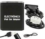 Adapter Aux For Iphone 5 6 7 8 Xr Ipod Ipad Lightning For Mazda Ford Up To 2009