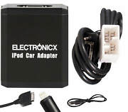 Adapter Aux For Iphone 5 6 7 8 Xr Ipod Ipad Lightning For Honda Goldwing Gl