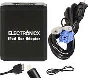 Adapter Aux For Iphone 5 6 7 8 Xr Ipod Ipad Lightning For Blaupunkt Radios