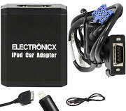 Adapter Aux For Iphone 5 6 7 8 Xr Ipod Ipad Lightning For Renault Vdo Radio
