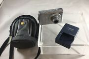 Canon Powershot Digital Camera, Elph Sd630 Model Pc1147, 6.0mp/charger/case G25