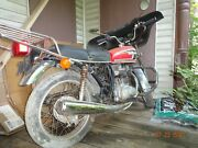 1975 Honda Cb 360 T Bike And Parts W Papers That May Or May Not Have Any Value