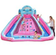 Little Tikes Lol Surprise Inflatable River Race Water Slide With Blower