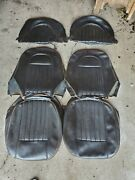 Austin Healey 3000 Front Rear Seat Covers Bj7 Bj8