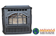 Quadrafire Mt Vernon Ae Ins Pellet Stove - Refurbished By Pros - 45 Day Warranty