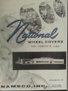 1949-58 Hubcap Identification Catalog Pictorial Guide To Identify Those Oldies