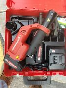 Rothenberger Press Tool And 2 Jaws Excellent Conditionandnbsp