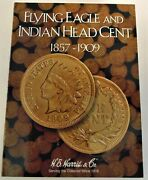 1857-1909 Flying Eagle And Indian Head Penny Complete Set