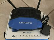 Linksys Wrt1200ac V2 4-port Dual-band Gigabit Wireless Wifi Ac Router Tested